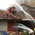 Hughesdale fatal house fire: Police search for hero tradie