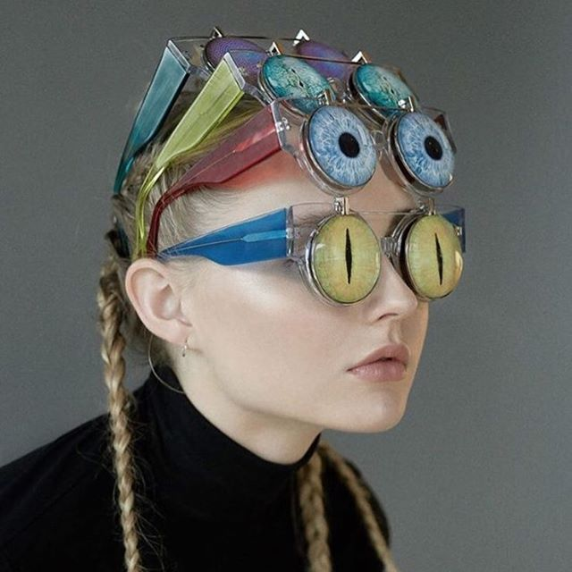 See the world thought different eyes! #arte #art #bebrave 👁  RG// 📷: @omentanrem