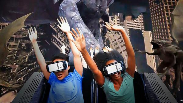 B.C. company mixes technology and storytelling to design high-end theme park rides