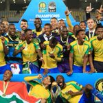 Mamelodi Sundowns named Team of the Year at SA Sports Awards