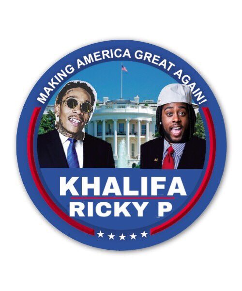 Since they doin a recount on the vote, just know we ain't starting war n we endorse smoking big weed lol https://t.co/SrpwyXy9jb
