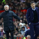 Jose Mourinho sent off on bad day for Manchester United as Arsenal win again