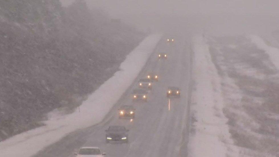 Wild winter weather lashes Atlantic Canada