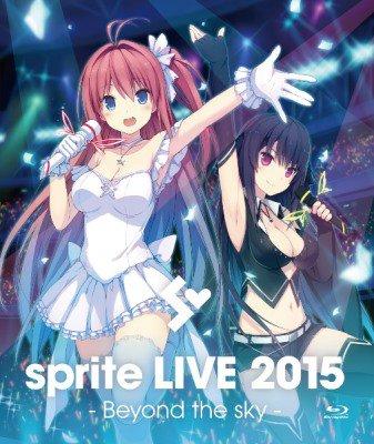 sprite LIVE 2015 Blu-ray 好評発売中! 公式サイト サンプルムービーはこちら #あおかな #恋チ