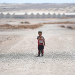 Photo Special: Harsh lives of Syrian children in refugee camps