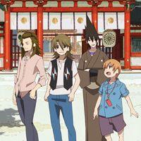 TVアニメ『有頂天家族』2期の成功祈願イベントが下鴨神社で1月12日開催