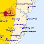 Severe weather warning issued for hail, damaging winds and heavy rain in and around Sydney