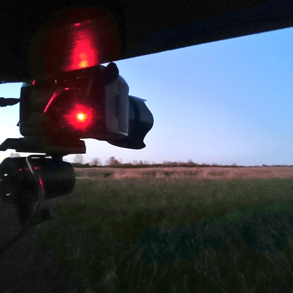 Happy Monday, up at 0430! Dawn to Dusk 4 Season #4k #timelapse @WickenFenNT underway for #Cambridge @ZoologyMuseum..