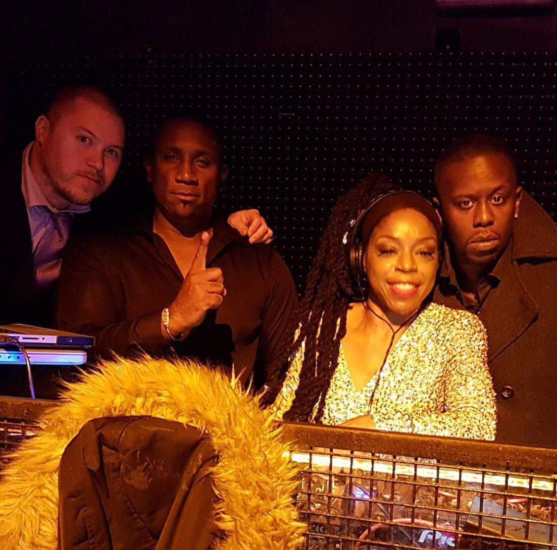 #rampagereunion L to R | @Soul2Streets @DJMARampage @lil_dnyce @TrebleTee :