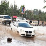 Road users urged to be extra vigilant during rainy season
