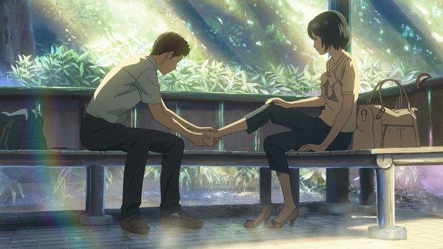 新海誠の特集上映で「言の葉の庭」「秒速5センチメートル」など2本立て  #君の名は。