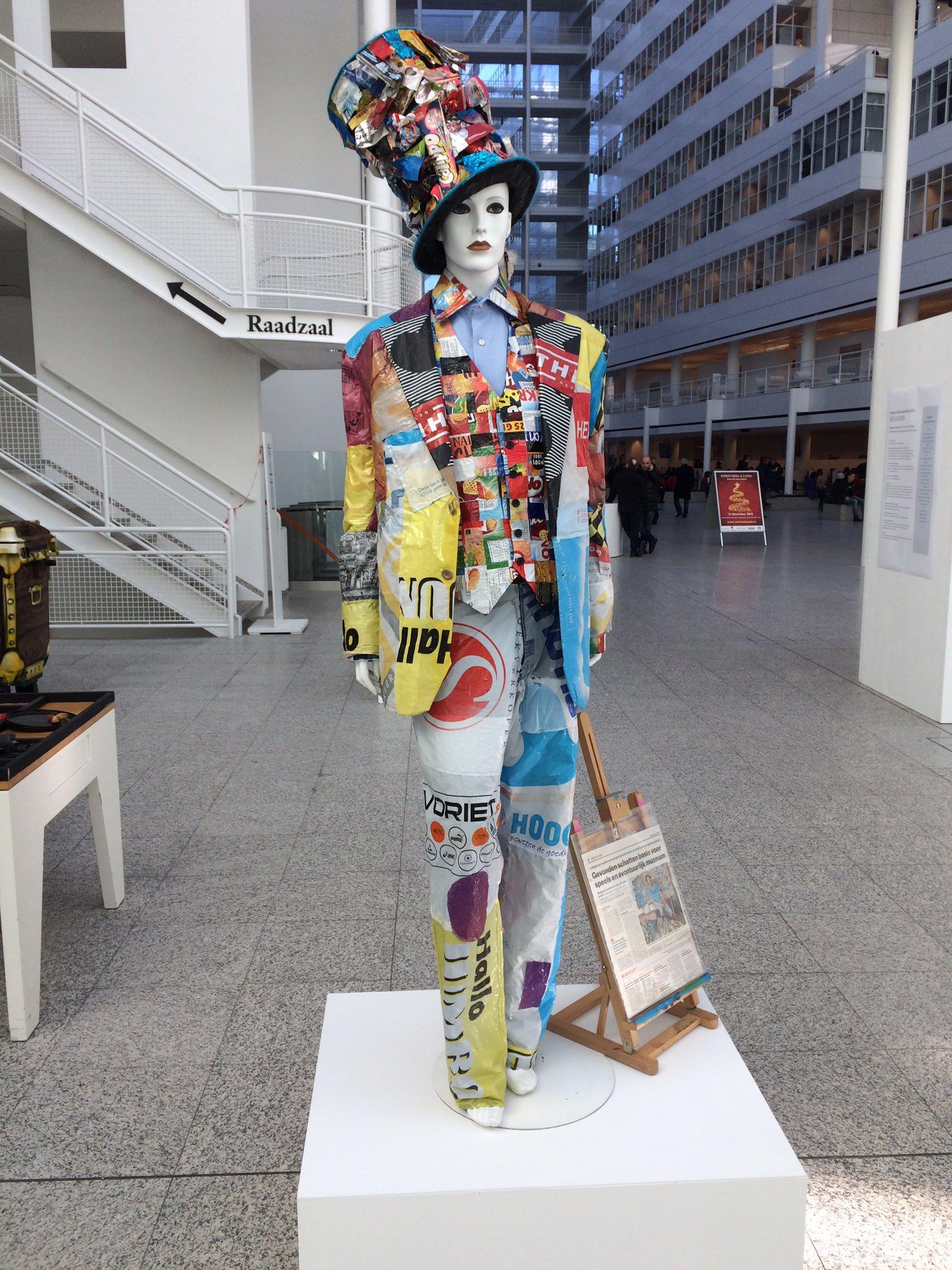 Opruim- estafette Den Haag - cover