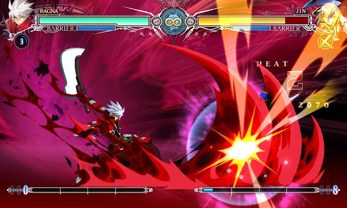 Follow and Retweet for a chance to win a BlazBlue: Central Fiction PS4 game code! NA only, ends Tues 11/29, 5pm PST! https://t.co/u74ty0KgOm