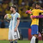 Brazil coach Tite snubs Messi in FIFA Best Player award