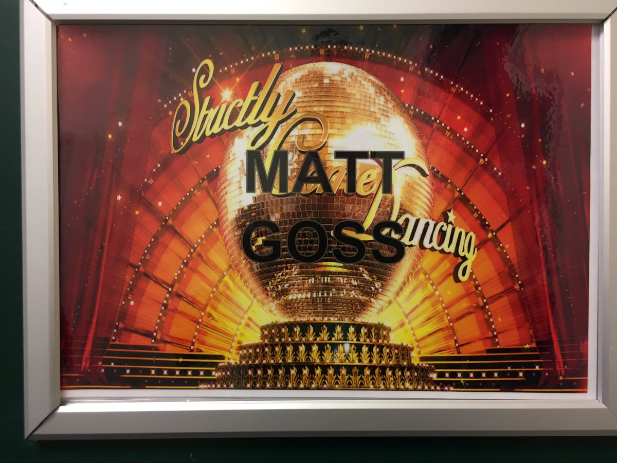 It's Christmas @bbcstrictly @mattgoss @TeamMattGoss @TranscendRob https://t.co/ZAArWDXlAm