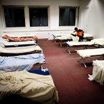 Honderden extra bedden voor kou-opvang