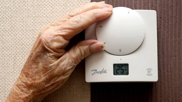 Pensioners warned of hypothermia dangers during cold winter