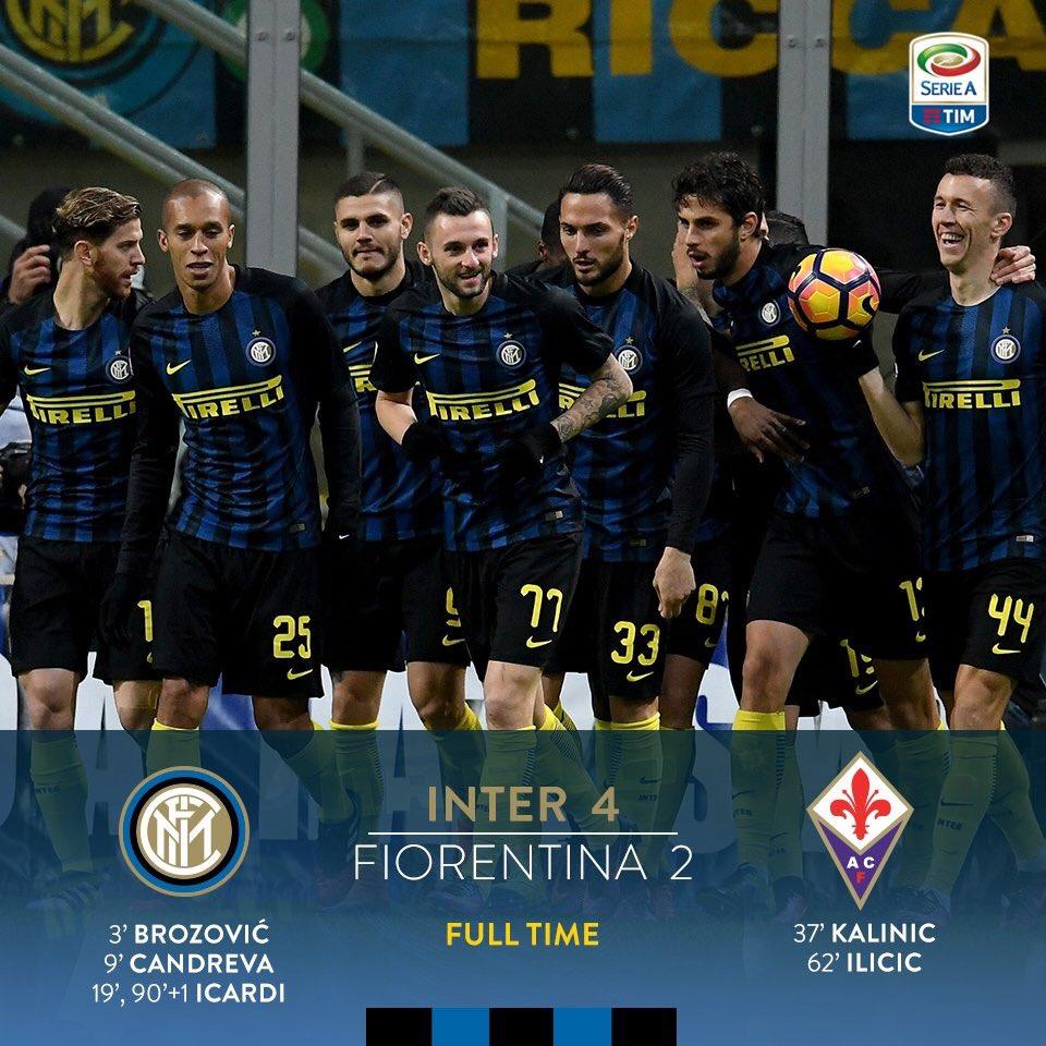 #InterFiorentina: Inter Fiorentina