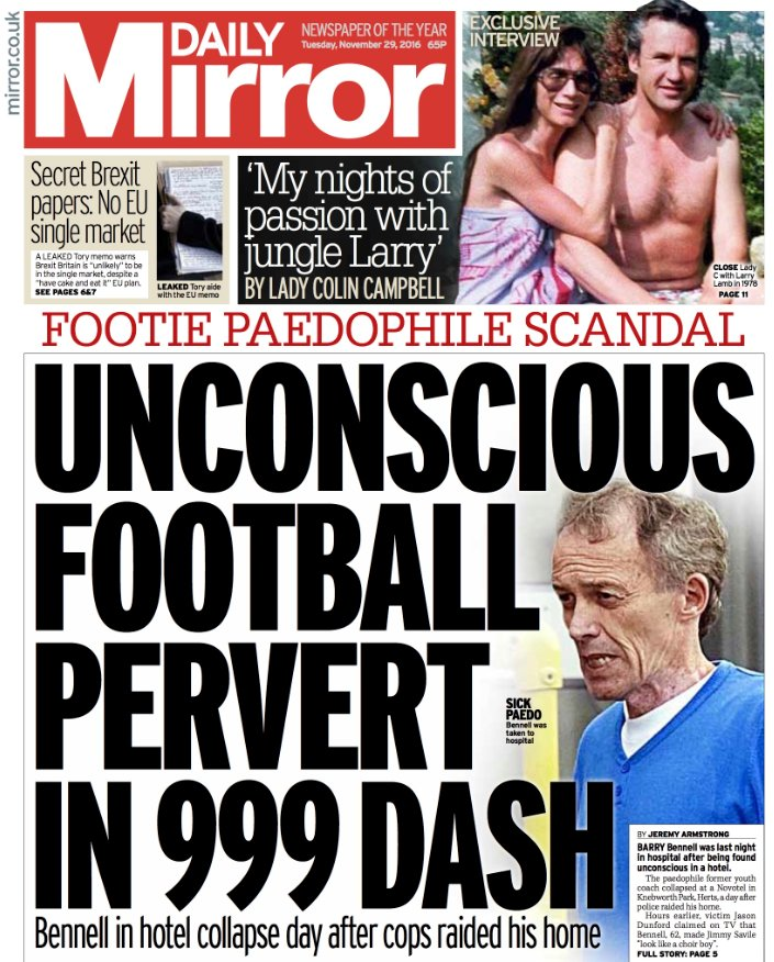 daily mirror football
