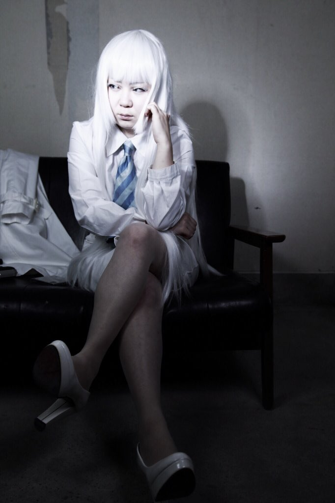 【ヨルムンガンド ココ】白髪難しい:(´◦ω◦`):またココ、リベンジするるるる!!!髭さんありがとう( ¨̮ )ふぉと