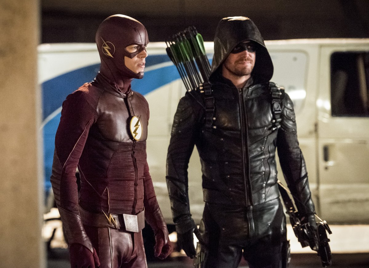 #TheFlashCrossover: The Flash Crossover