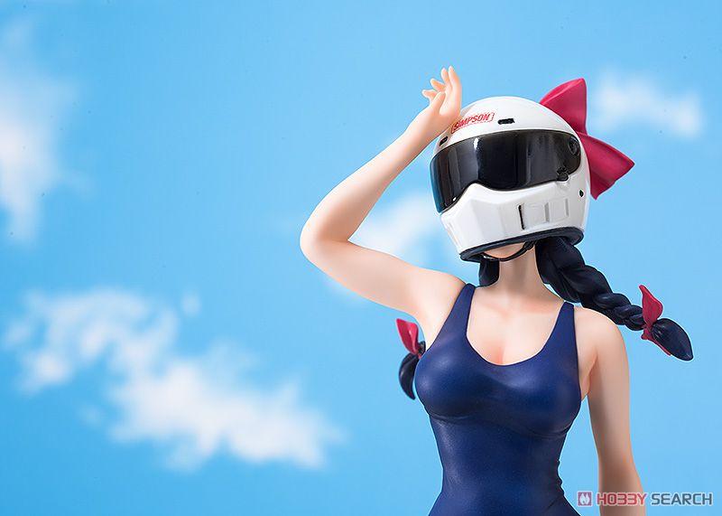 【6月予約】1/10 川崎来夢 水着Ver. (ファット・カンパニー)予約開始です!→ 女子高生×バイク青春ストーリー『