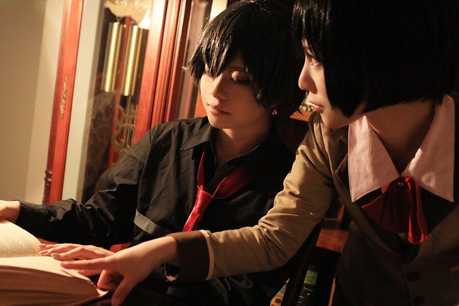 【cosplay】アケチ / 乱歩奇譚コバヤシ*音里さんphoto*ゆんさん