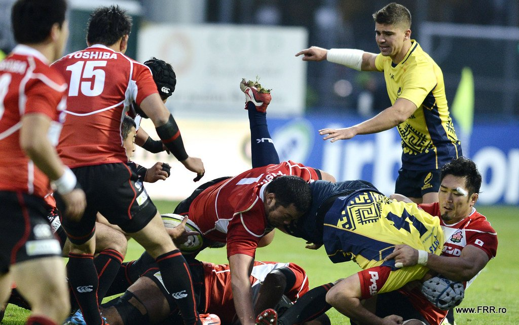 #RugbyRomania will face @JRFURugby away in a match test on June 10th 2017 https://t.co/H4avfHrcJm https://t.co/CB61kXxK6W