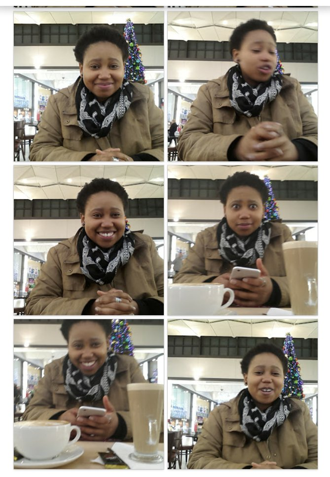 South African born student Koketso Mohotloane talks communications