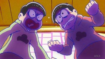 12月12日(月)テレビ東京にて深夜1時からのTVアニメ特番「おそ松さん おうまでこばなし」放送まであと6日!ぜひお楽し