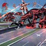 #g_tekketsu流石に一種類て事は無いだろうから増やしたクソコラ厄祭戦イメージ図地    獄    絵    図