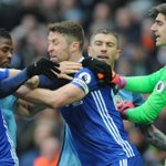 Manchester City and Chelsea charged over English Premier League melee