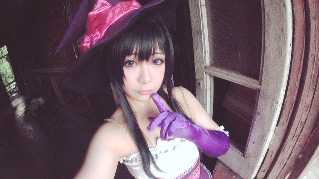 昨日速報。あらあら〜 見つけてしまいましたね〜♥︎︎∗︎*゚ 副会長と一緒に魔法を遊びましょうか〜?#姫島朱乃 #Hig
