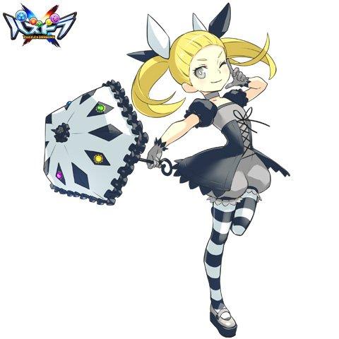 アニメのガーネットちゃん可愛かったですね(≧∇≦) 3DS『パズドラクロス』でも大活躍のツン増し増しデレ極小のガーネット