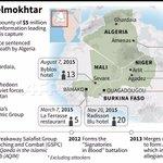 French strike thought to kill Al-Qaeda ally Belmokhtar