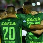Brazil football team in Colombia plane crash
