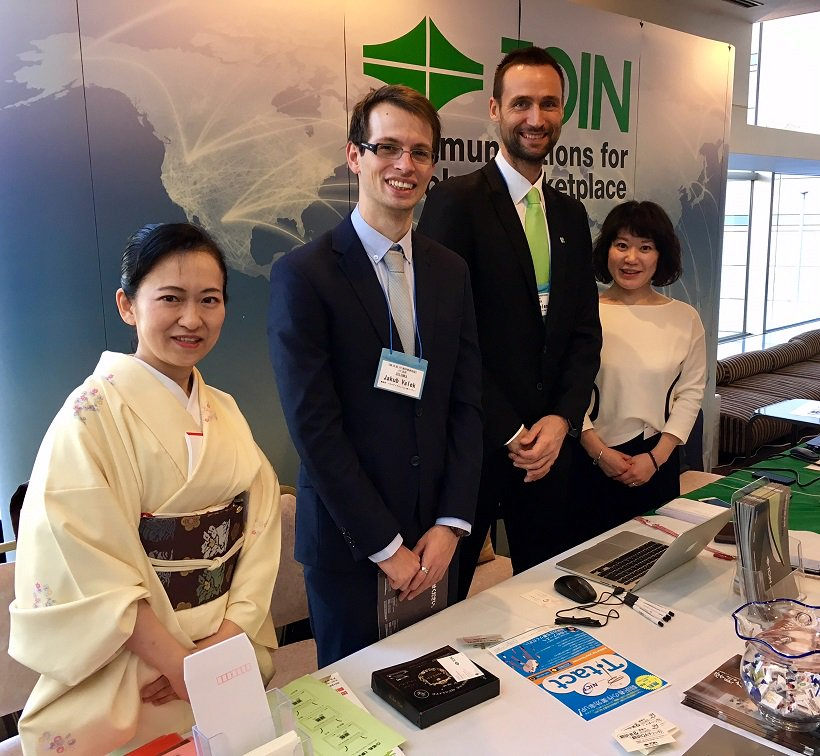 We send greetings from JFT conference! What an incredible experience so far! We are constantly amazed by Japanese…