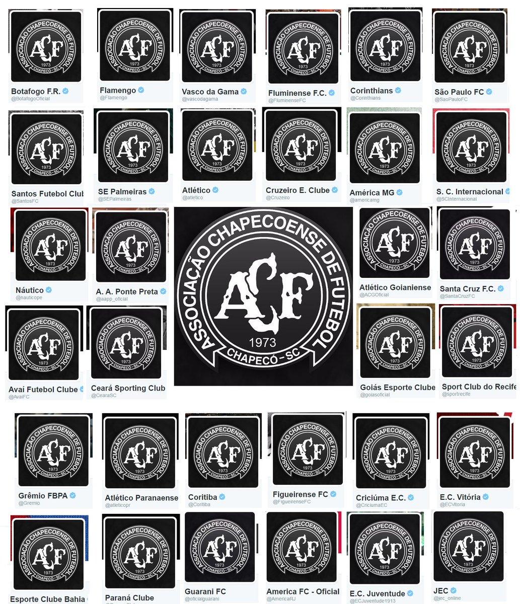 #SomosTodosChapeco: Somos Todos Chapeco