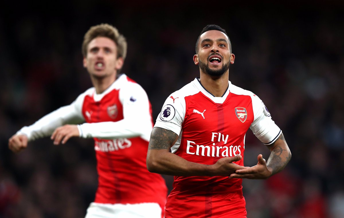 theo walcott arsenal i want to get 10 goals so i can get a coffee machine for christmas from my wife ucl scoopnestcom - What Should I Get My Wife For Christmas