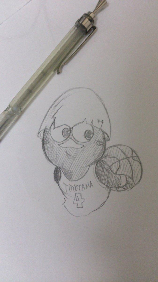 最近大阪のバスケットマン達人気なのかしら今日職場近くの南漢方店休みだったな…描こうかなーカリメロやなくて、ちゃんと南烈…