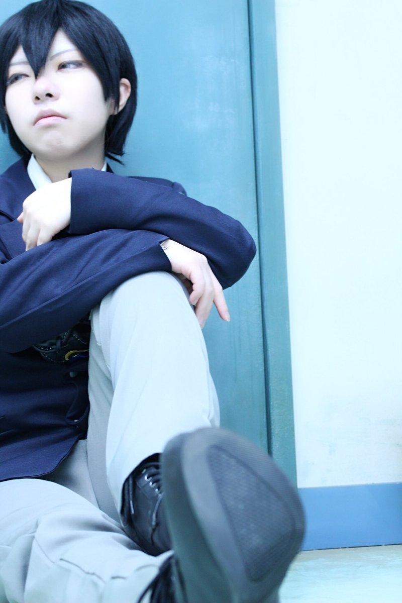 【コス写/♢A降谷暁】きっとこの人なら。Photo:うーさー