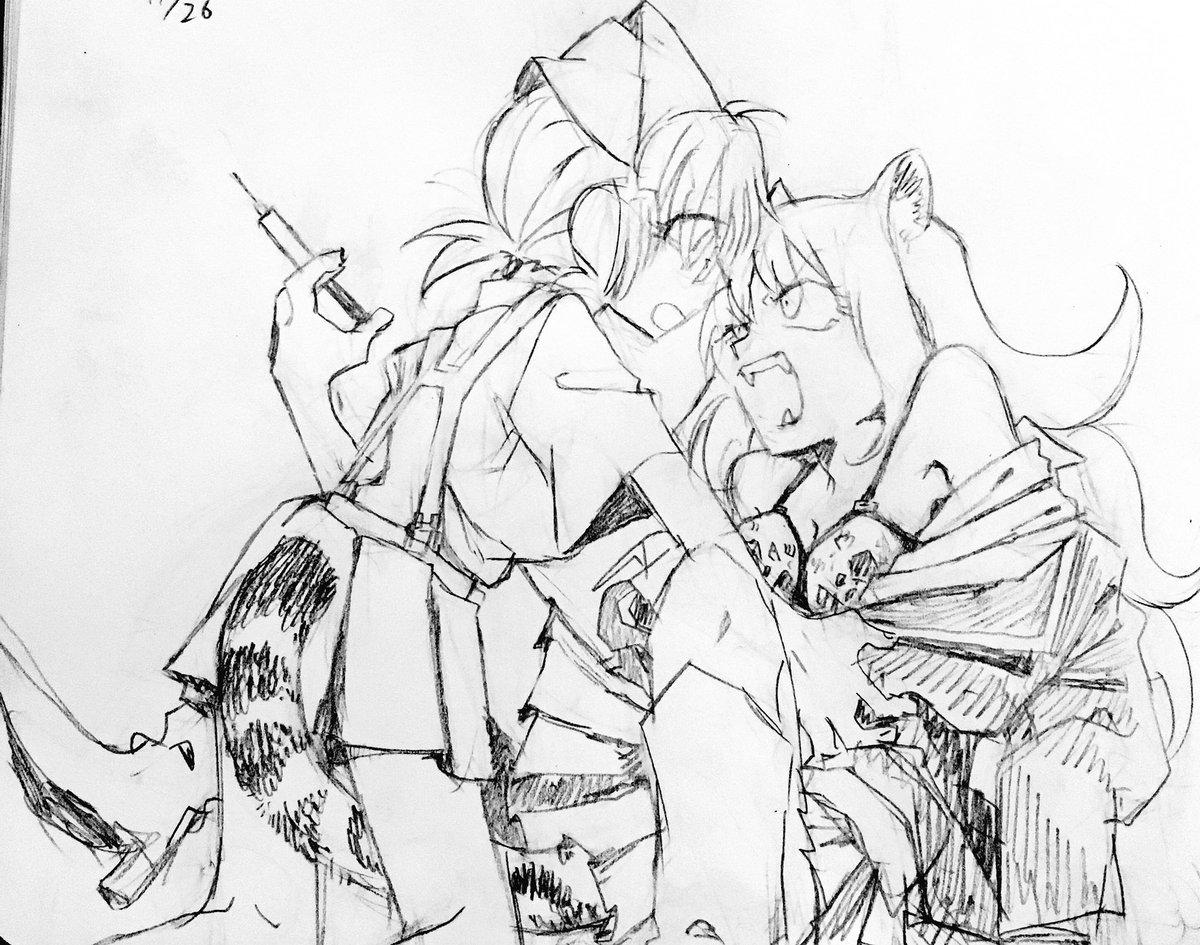 獣医と獣なコッペリオン