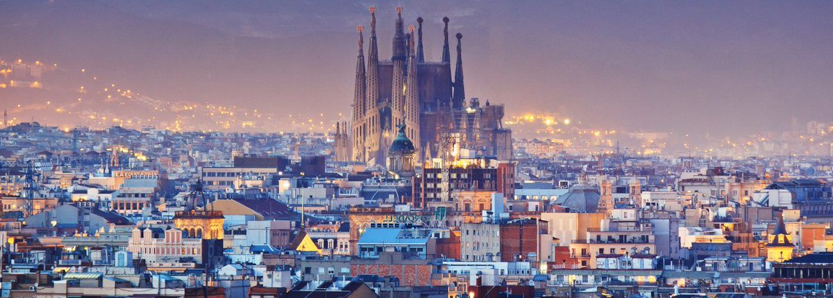 Retweet if you could use a Barcelona getaway for two ✈️ https://t.co/vCDFMn1icn https://t.co/Sch4iyeE8K
