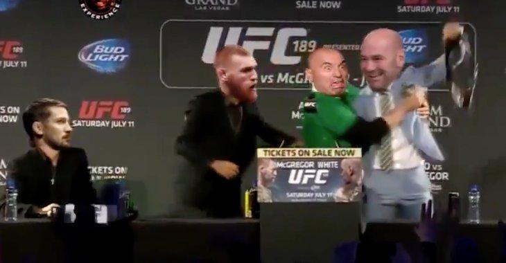 VIDEO   Hilarious edit turns the tables with Dana White ta... https://t.co/tL1bjJdk1U via @bjpenndotcom #MMA #UFC https://t.co/B8lE6MrEmK