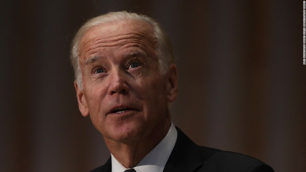 Vice President Joe Biden will be honored next month by senators on both sides of the aisle