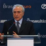 Brazil's Temer Urges Further Investments in Country
