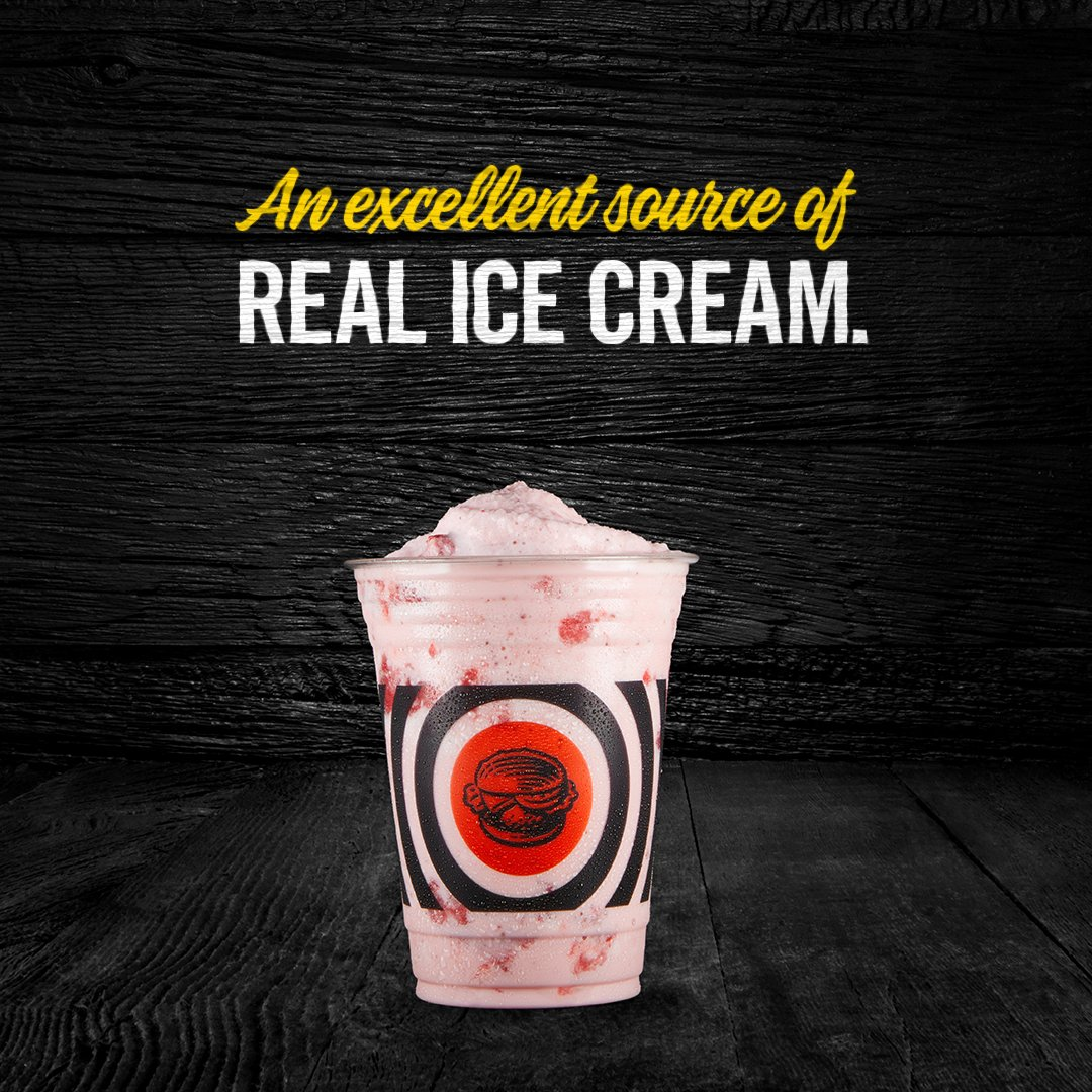 An excellent source of real ice cream. Have a better shake tonight. #SouthStBurger #DinnerJustGotBetter https://t.co/ByVsGas6mh