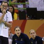 Hand: Krumbholz reprend les vice-championnes olympiques pour l'Euro-2016