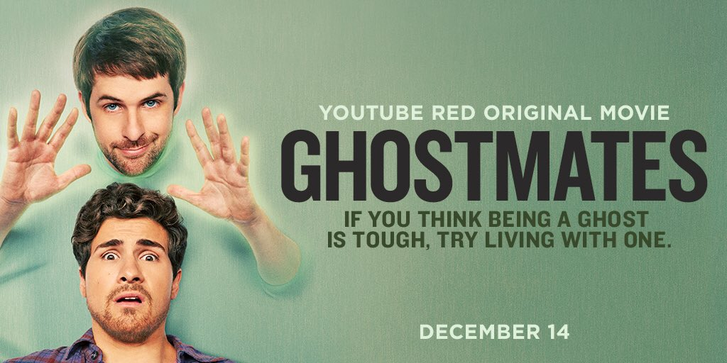 YouTube Red - Ghostmates 720p W/Subs