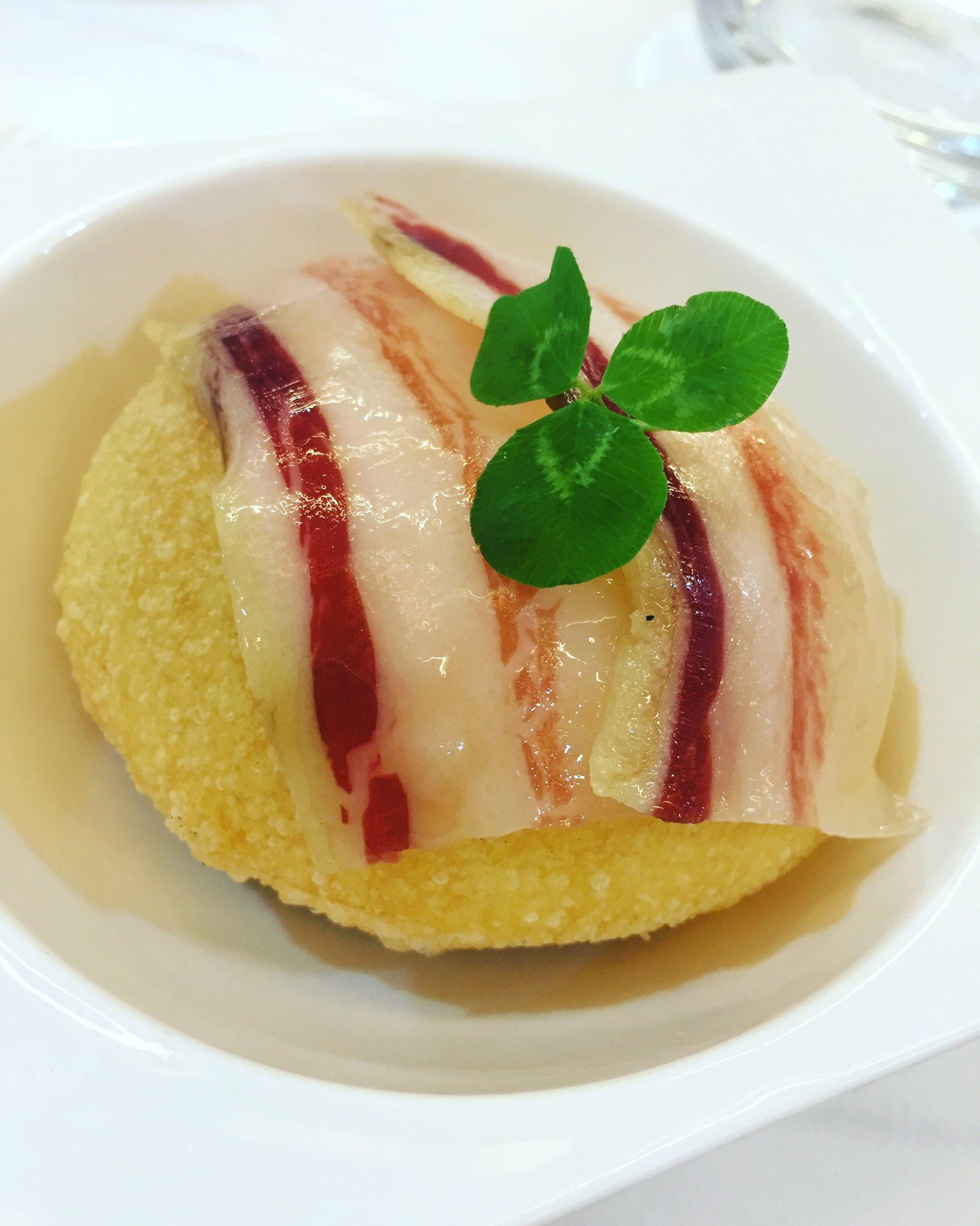 🍽Airbag de Patata y Panceta ibérica #gastronomia https://t.co/3cE78dAsQx